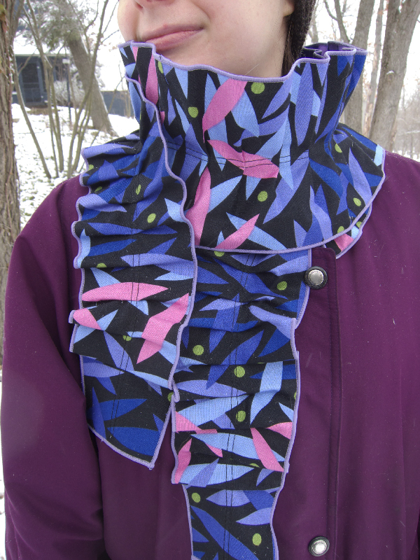 Purple-Scarf-Sassaman-Fabric