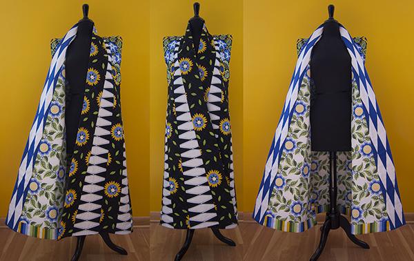 Jane Sassaman Fabric