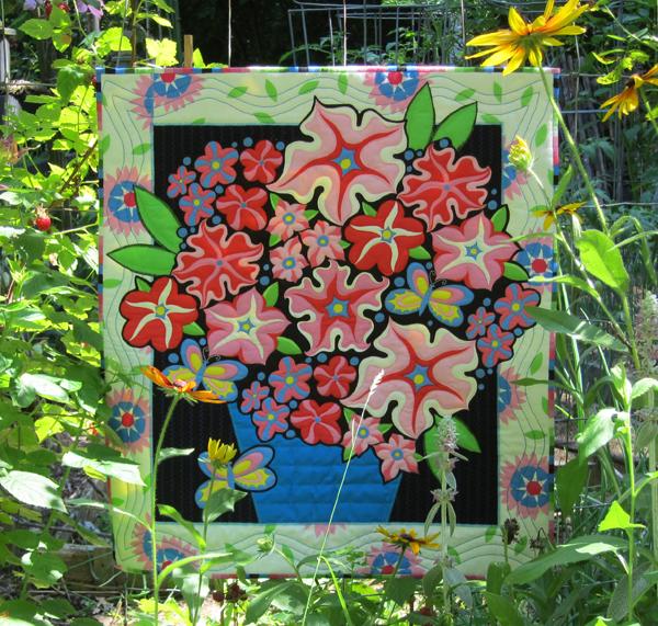 Wild Child Petunia Garden