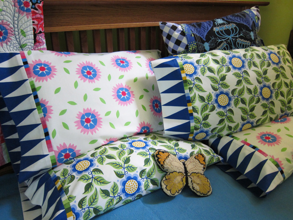 Sassaman Wild Child Pillows 2