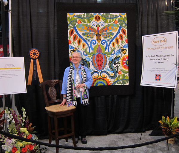 Sassaman International Quilt Festival 2013