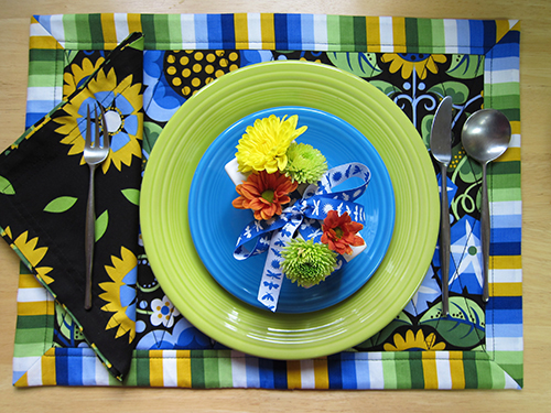 Sassaman Wild Child Placemat