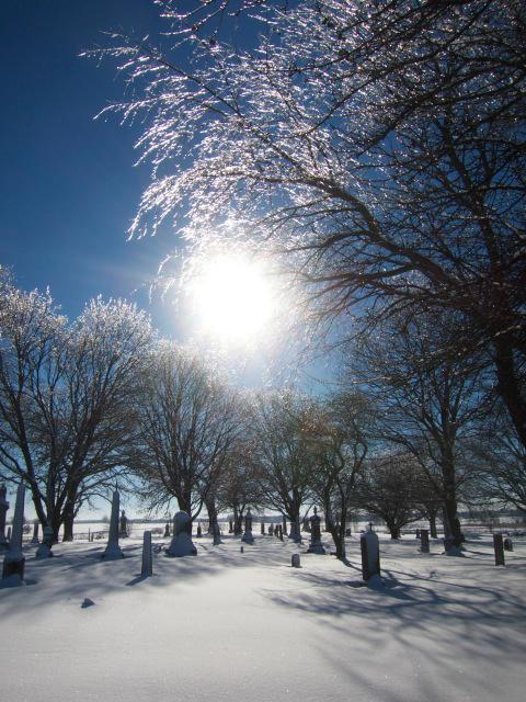 Gantner Winter Cemetery