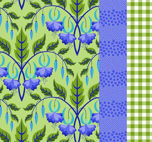 SLJ Pillow Fabrics