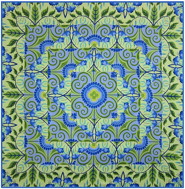 Sassaman Kaleidoscope