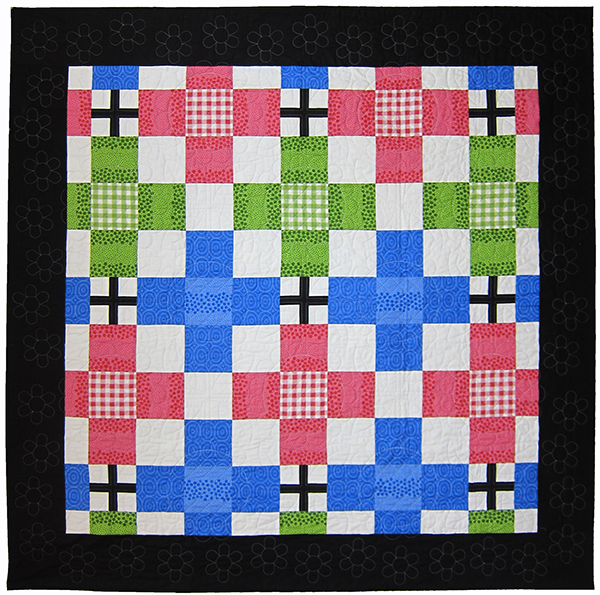 Sassaman Cross Quilt