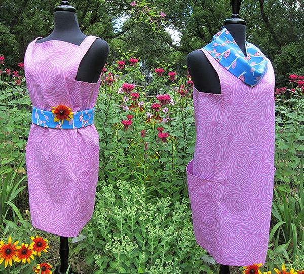Pink Sassaman Dress 3