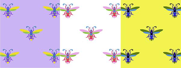 Wasp Colors