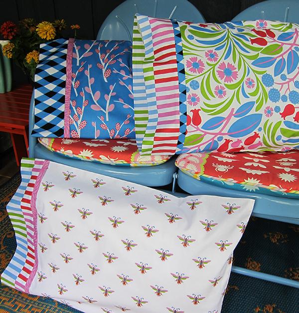 Sassaman Pillowcases