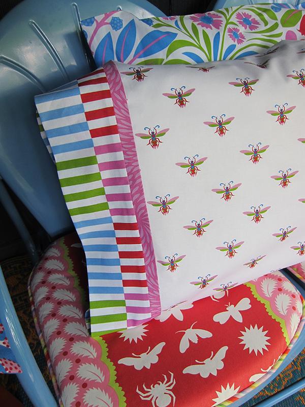 Sassaman Wasp Pillow