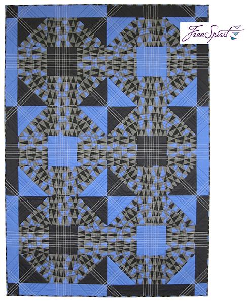 Monkey Puzzle Quilt