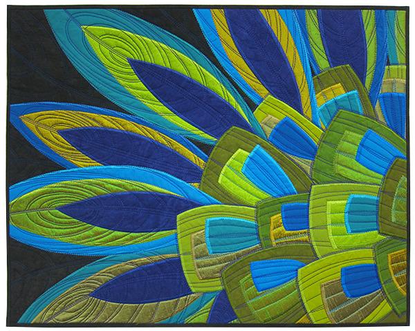 Sassaman Feather Quilt