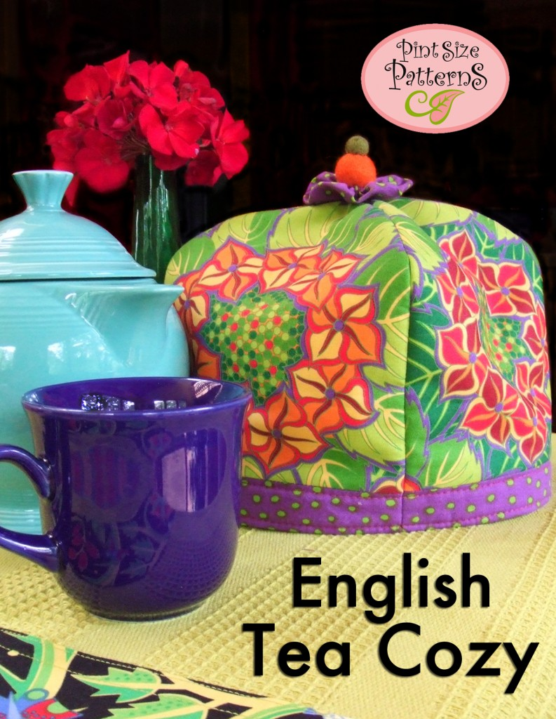 Tea Cozy Cover 1